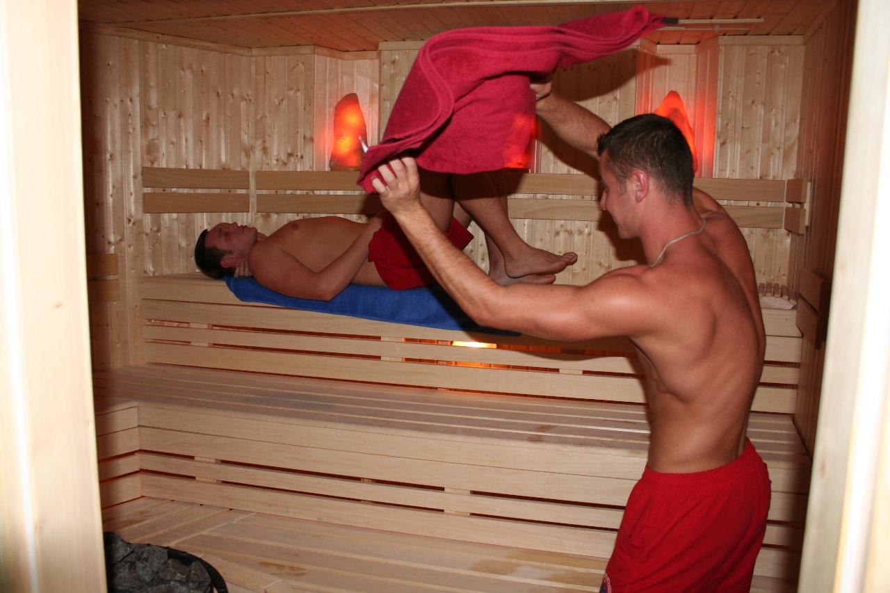 strefa saun